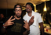 HOLMDEL, NJ - SEPTEMBER 01: (L-R) Redman and Method Man attend the 2012 Rock The Bells music festival at the PNC Bank Arts Center on September 1, 2012 in Holmdel, New Jersey. (Photo by Johnny Nunez/WireImage)