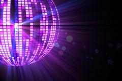 cool-disco-ball-design-purple-39235390