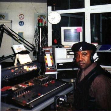 DJ 3xL Radio Jock from 1994-2000 @ 107PowerFM.Net Main Studio Luxembourg, Europe.